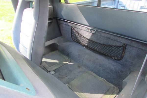 1996 Ford Ranger Bench Seat