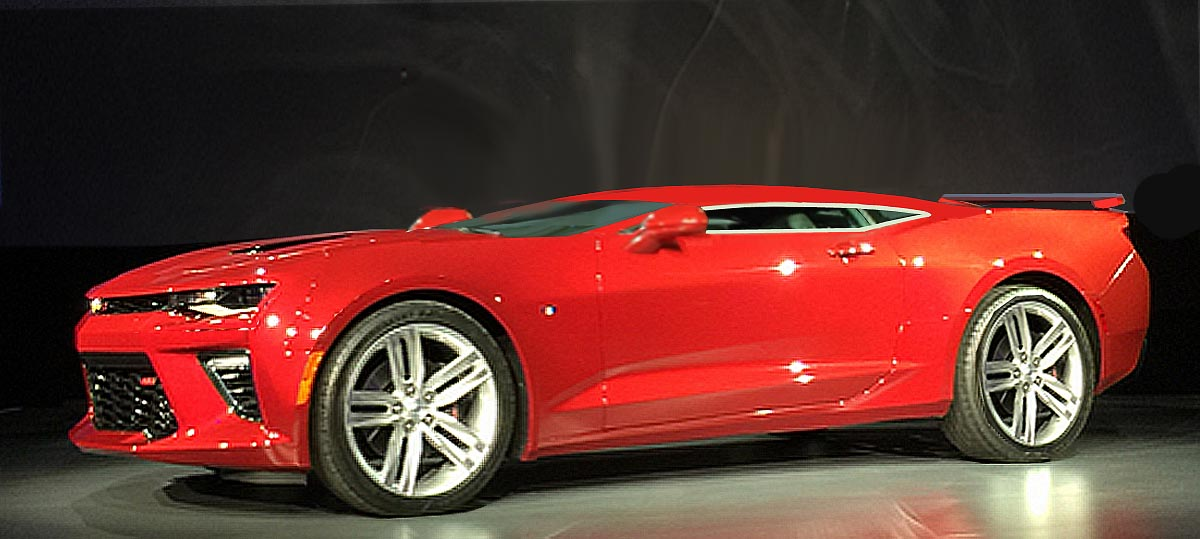 Cc Exclusive 2020 Camaro Revealed The Future Has Almost