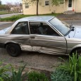 I've been seeing this Sentra two-door sedan running around town. It got nailed pretty hard, but not enough to put it out of commission. Good thing, as two-door sedans aren't […]