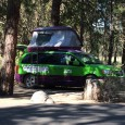 Walking through a campsite at Collier State Park in south-central Oregon, I spotted something I hadn't seen before: a Dodge Grand Caravan rental camper-van set up with a roof-top sleeper. […]
