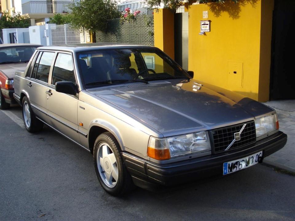 Curbside Classic  1989 Volvo 740 Turbo 16 Valve  U2013 The