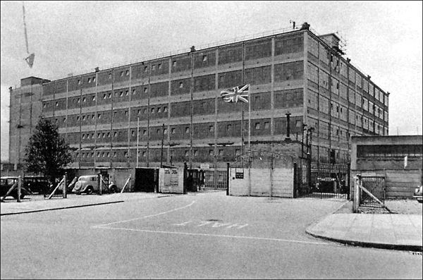 Hay Mills Coventry Rd Singer Factory
