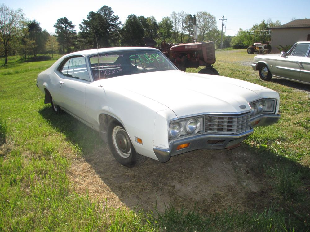 Curbside Classic: 1971 Mercury Montego – Henry Was a ...