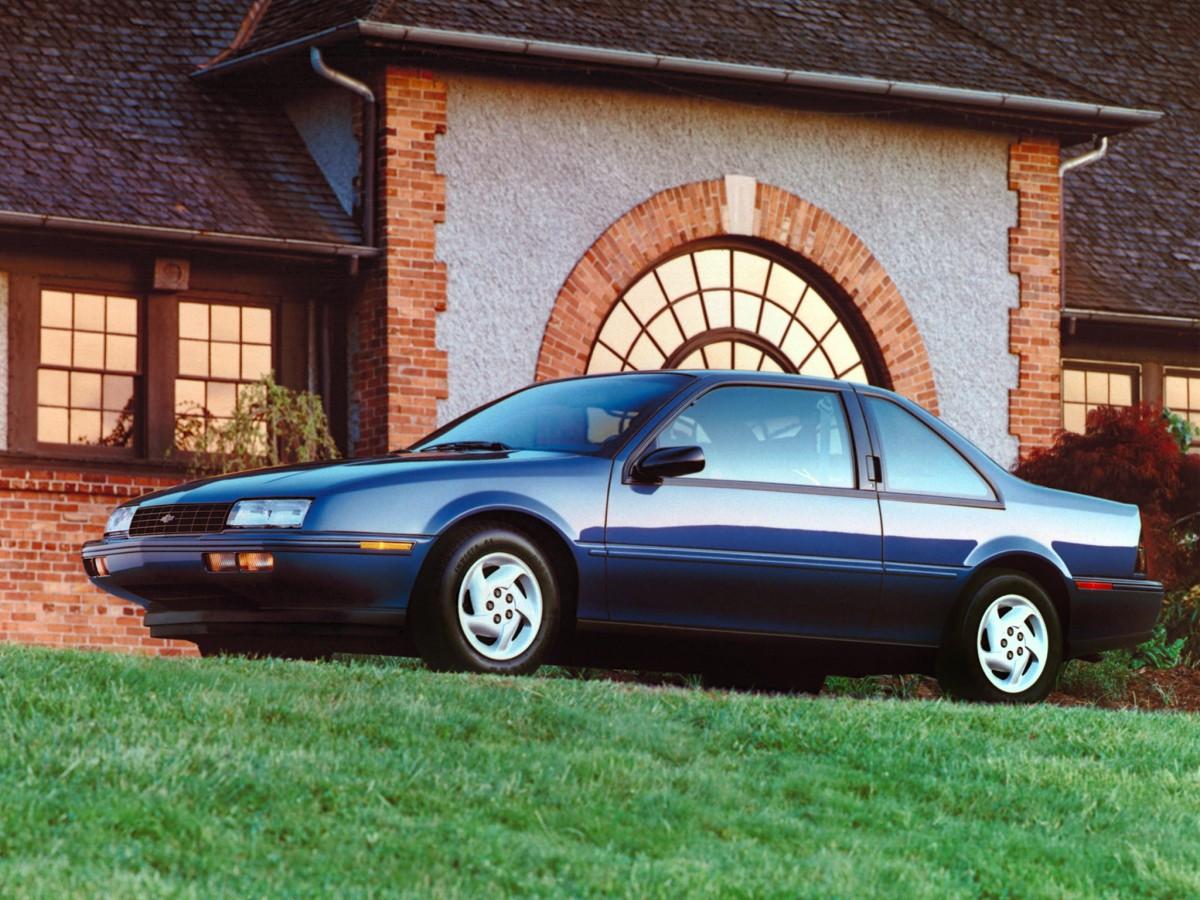 Car Challenges 1991 Chevrolet Beretta GTZ vs 2004 Chevrolet ...