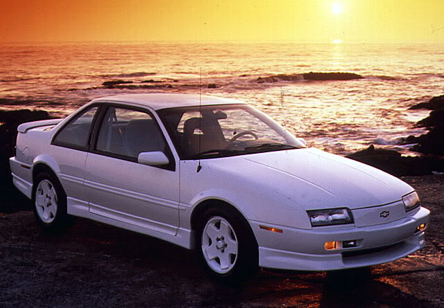 1988 Chevrolet Beretta Coupe