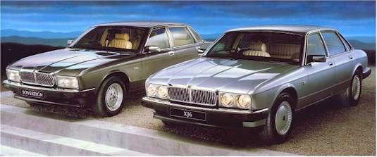 Curbside Classic: 1986-94 Jaguar XJ6 (XJ40) - Beauty Is A Beast
