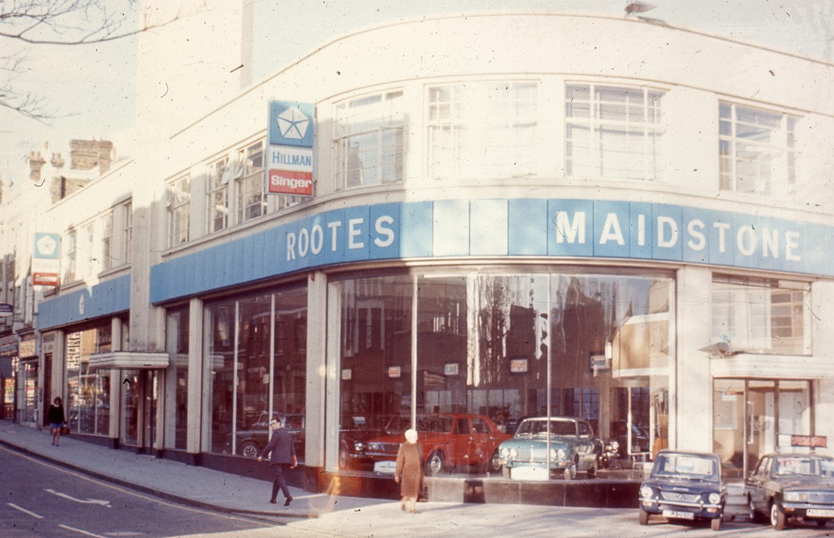 rootes maidstone