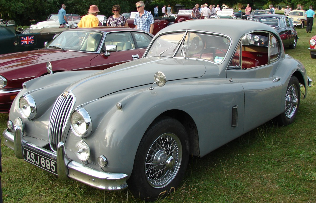 Carshow Photo Report  U2013 The Royal Oak  Barrington  England