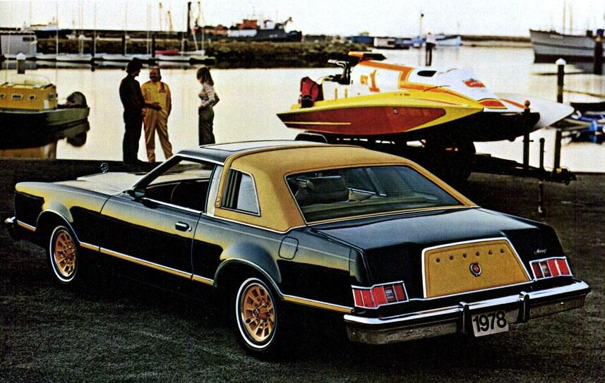 Curbside Classic 197779 Mercury Cougar XR7  Grandest Torino