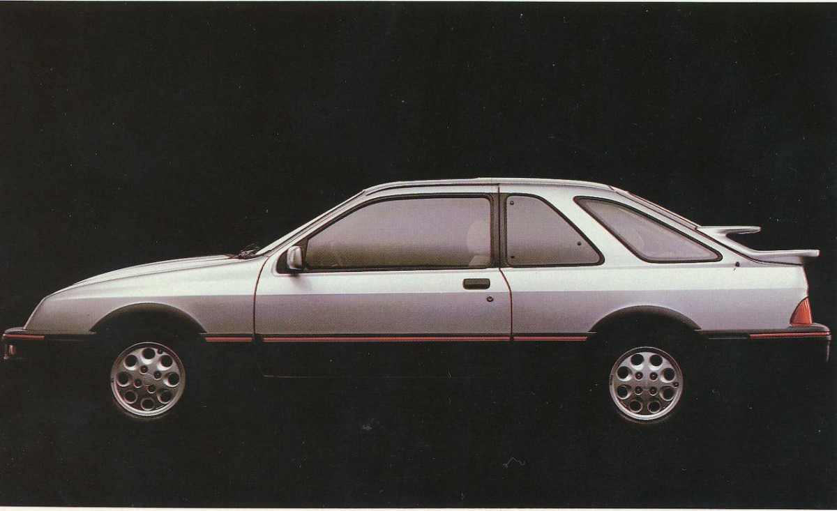 Ford Fusion Turbo >> Curbside Classic: 1985-89 Merkur XR4Ti – Too Close To The Sun