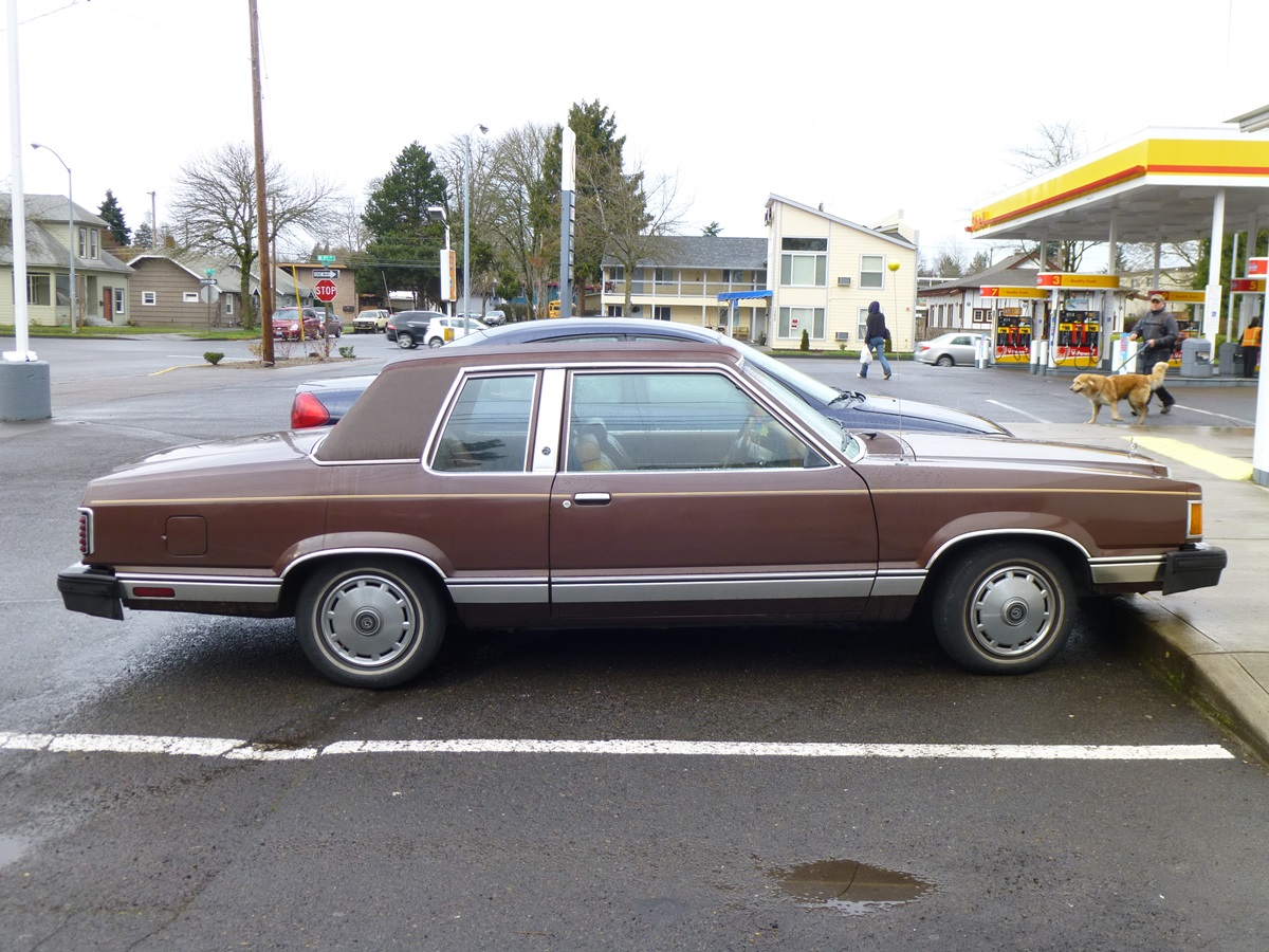 Curbside Classic 1981 Mercury Cougar – The ly Two Door