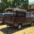 """As Amazonray and I were crossing this grassy parking lot at the Powerland Museum a few weeks back, I peeled off a few quick shots of this double-cabin (""""DoKa"""") VW […]"""