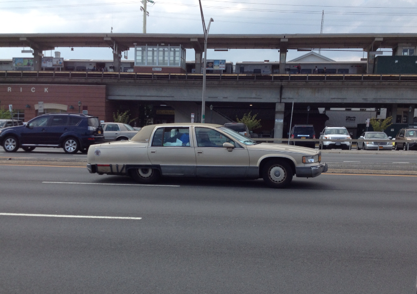 Cadillac Fleetwood low