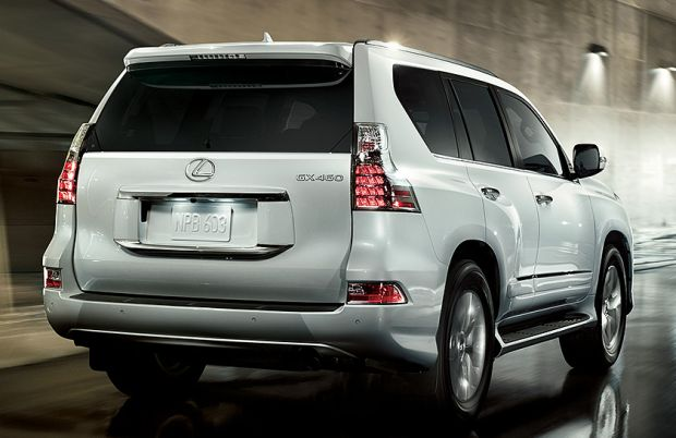 Bel Air Toyota >> Lexus GX 460 (or LX): The Jeep Grand Wagoneer Of Its Time