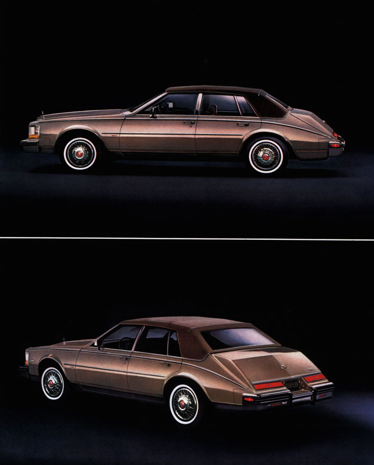 Curbside Classic: 1980-85 Cadillac Seville
