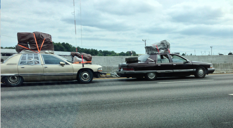 Buick 1993 Roadmasters duo 1