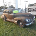 Seeing this 1942 Hudson sitting for sale next to the road caused a panic of sorts. Painfully eager to stop and take pictures, I was up against the clock. It […]