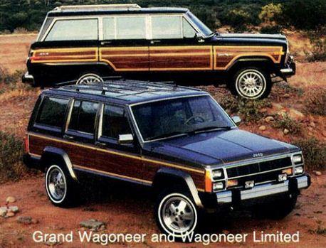 jeep wagoneer and grand wagoneer