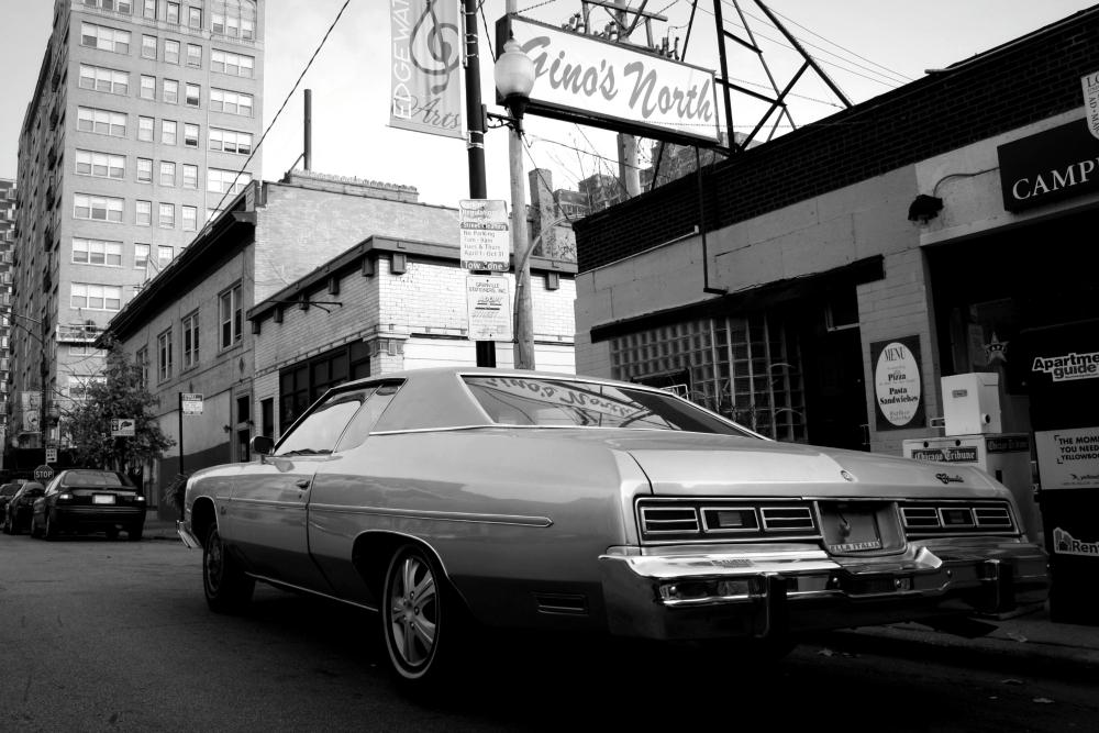 005 - 1975 Chevrolet Impala Sport Coupe CC