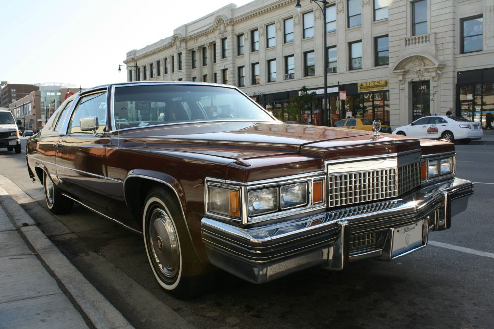 curbside classic 1979 cadillac coupe deville many a pensioner s. Cars Review. Best American Auto & Cars Review
