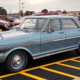 After Ford spent the 1950s trying (and mostly failing) to be a better Chevrolet, the following decade would see the reverse, and the 1962 Chevy II was Chevrolet's first attempt […]