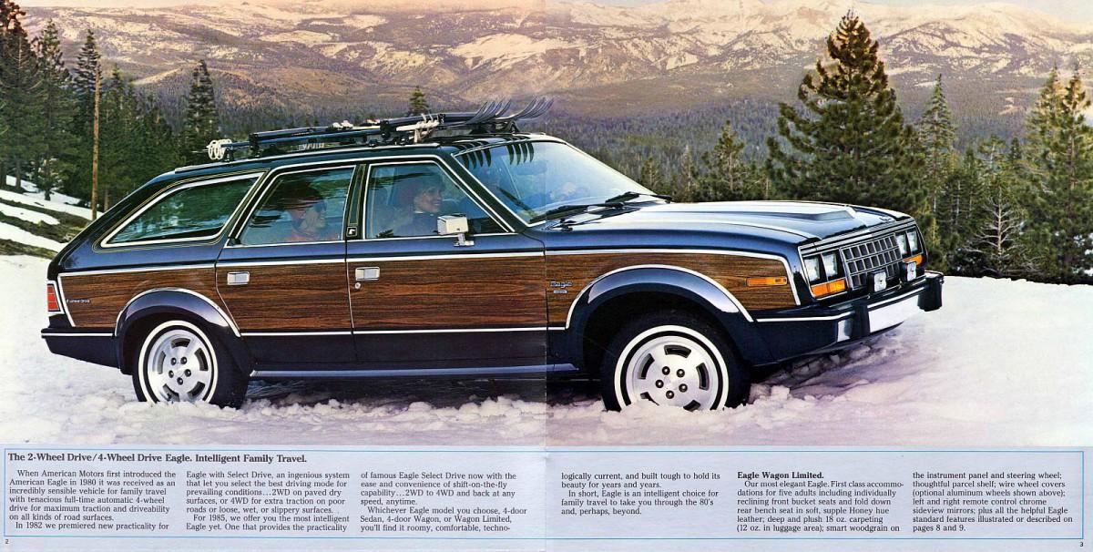 Eagle Car Models