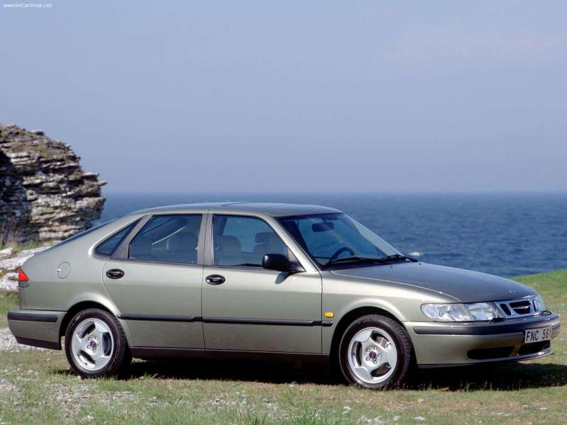 1999 Saab 9-3 (3)