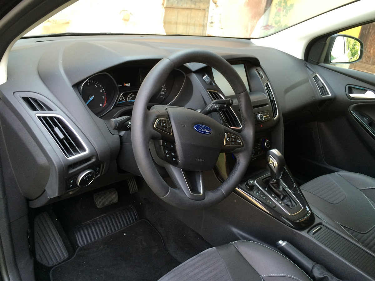 CC Rental Car Review/Travelogue 2015 Ford Focus Tournier 1.5 L EcoBoost (EU Version) u2013 Shiftless In Europe & CC Rental Car Review/Travelogue: 2015 Ford Focus Tournier 1.5 L ... markmcfarlin.com