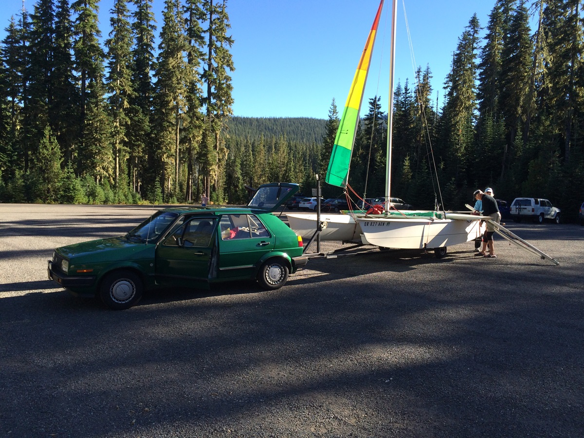 Lakeside Classic 1986 Vw Golf 360 000 Miles And Still