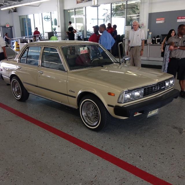 CC Capsule: 1979 Toyota Corona
