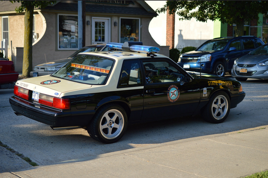 Cohort Outtake: Mustang LX 5.0 – Florida Highway Patrol ...