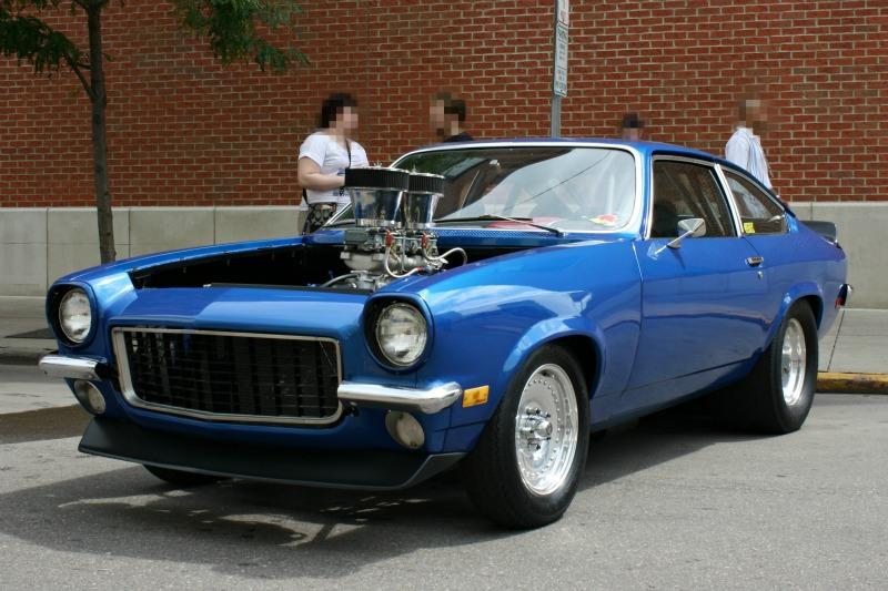 165 - 1971 Chevrolet Vega CC