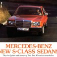 With the exception of W124, this S-class is possibly the best car MB has ever produced.
