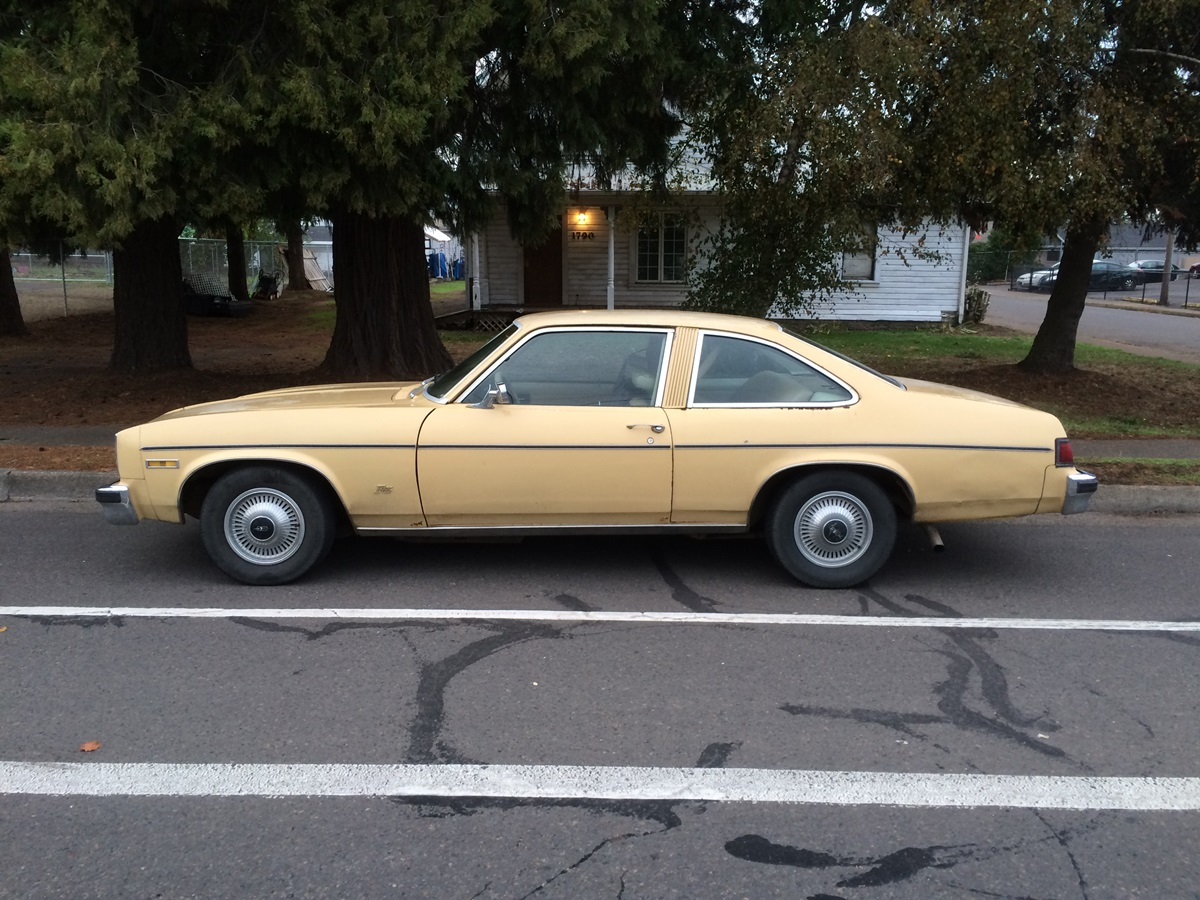 Curbside Classic 1977 Oldsmobile Omega F 85 The Fully