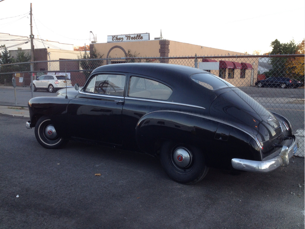 Cohort Classic 1949 Chevrolet Fleetline Special Two Door