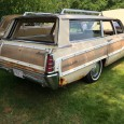 "1966 sales literature proudly proclaimed the Mercury Colony Park as ""The finest this side of the Lincoln Continental"", and 1968 even claimed ""If Lincoln Continental made a wagon, this would […]"