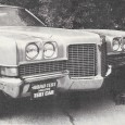 """In the early 1970s, Road Test Magazinecovered a nice cross section of cars, including an emphasis on """"ordinary"""" sedans, coupes and economy cars that wouldn't usually have been seen in […]"""