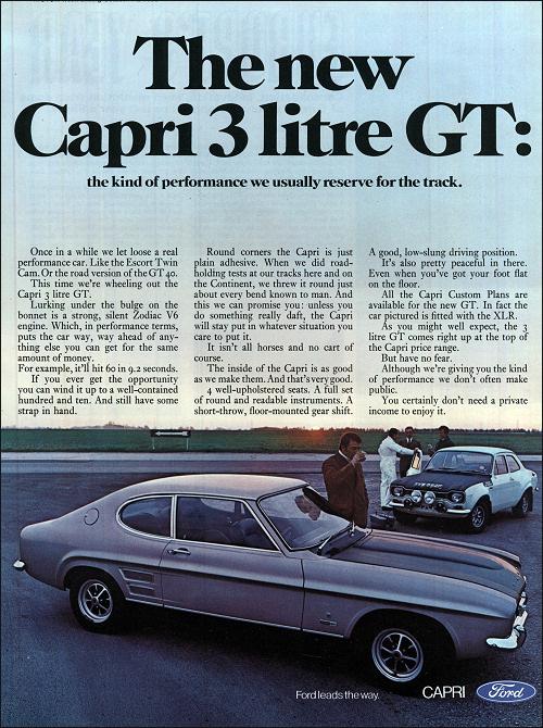 ford gb 1969 capri3000gt
