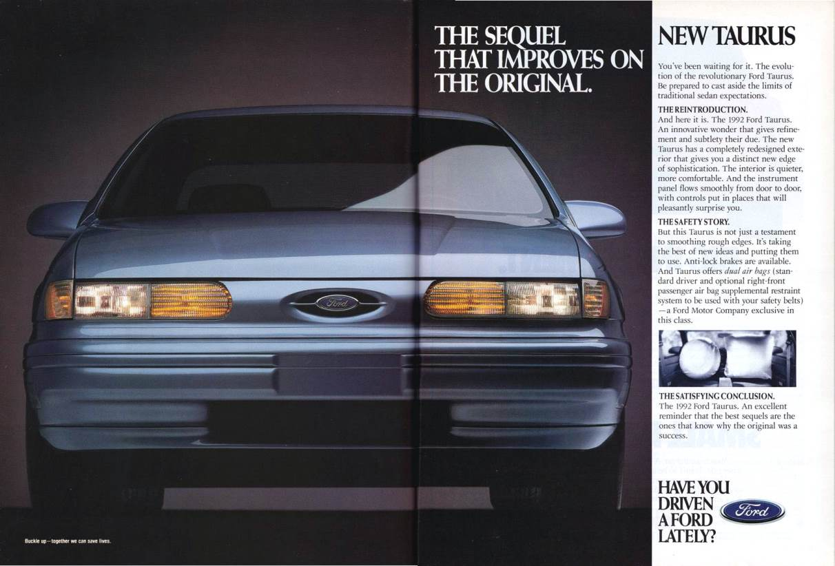 ad analysis of ford First f-150 ads focus on durability, not fuel economy this is the largest and most diverse advertising campaign ford has ever had for its popular pickup truck.