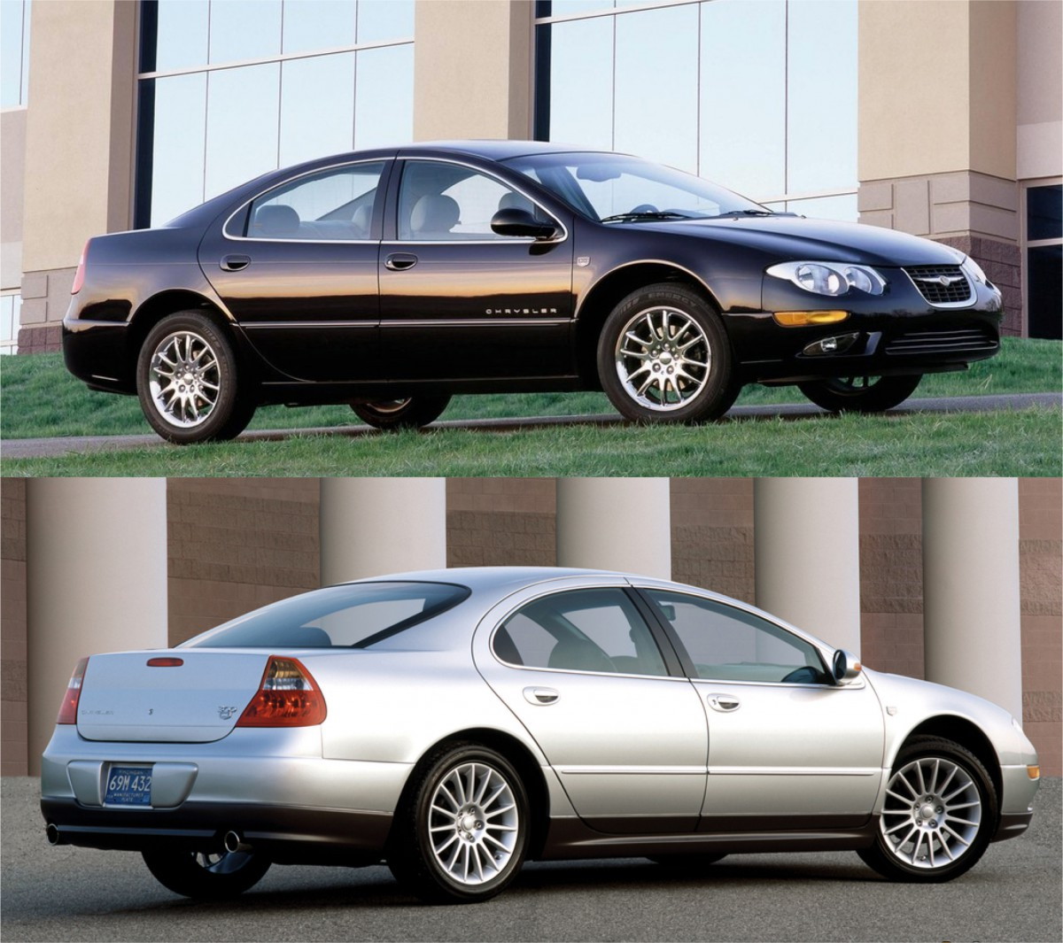Curbside Classic: 2003 Chrysler Concorde Limited