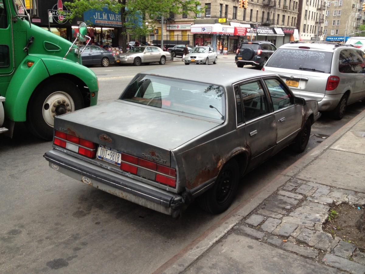 1983 Chevy Celebrity Sealed Beam Headlights | Conversion ...