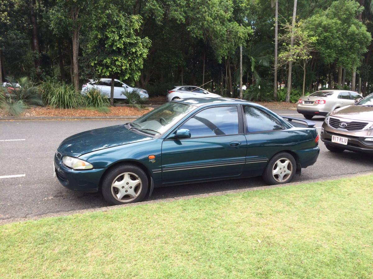 Curbside Outtake/QOTD: 1997-2000 Proton M21 – Would You Buy A Brand ...