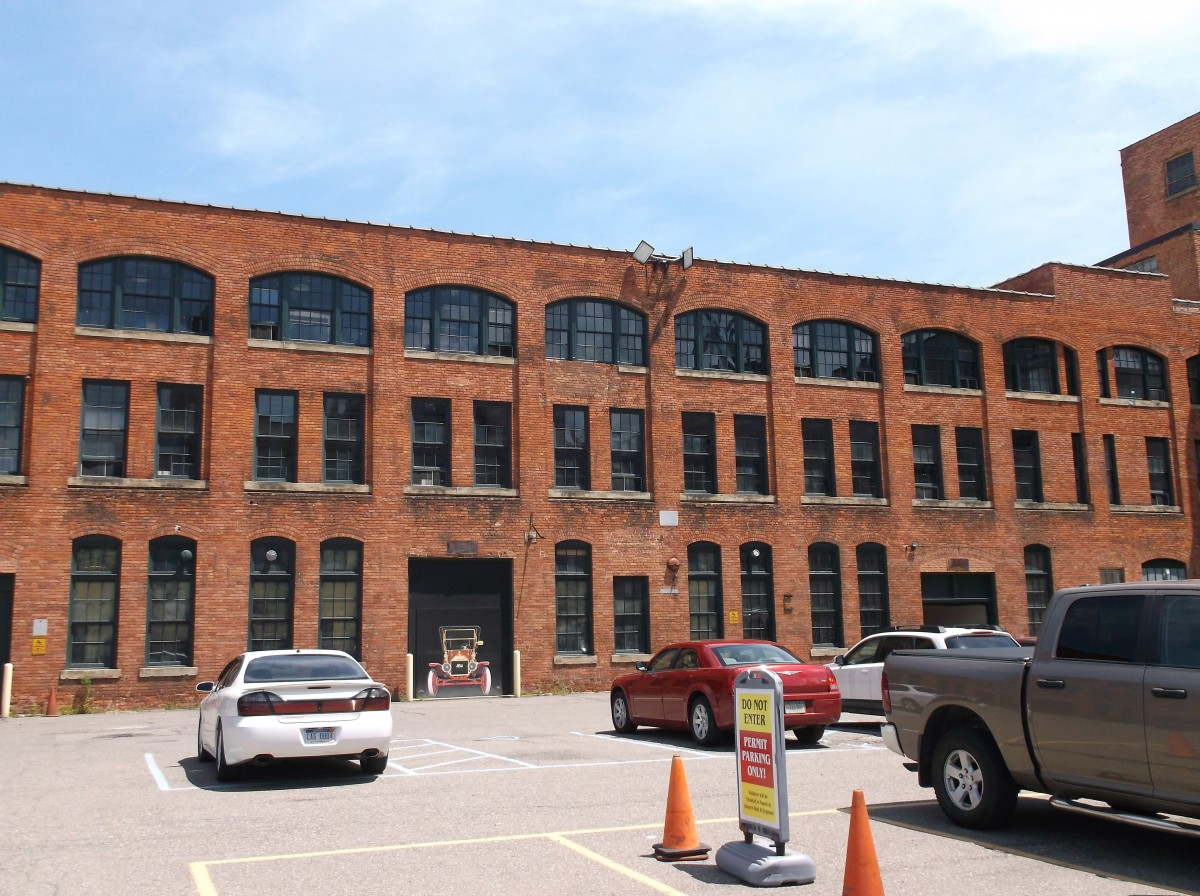 Factory Classic Ford S Piquette Avenue Assembly Plant