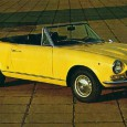 The Fiat 124 Sport Spider was Italian sensuality in automotive form at a price point the little guy could afford. Competing against the MGB and the Alfa Romeo Spider, the […]