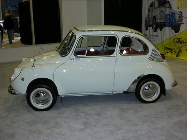 COAL 1969 Subaru 360 – Really