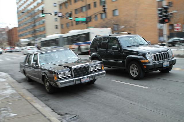 1989 Lincoln Town Car CC