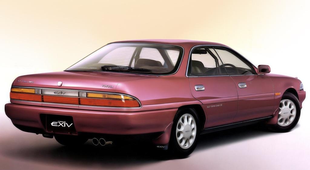 Automotive History 1992 1998 Toyota Corolla Ceres