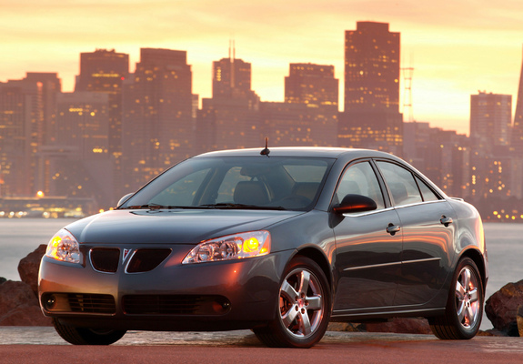 2005 Pontiac G6 Automotive Histories When The Old Names D Part Ii