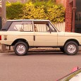 I came across this pristine Range Rover parked very close to home. This shape has long been an object of my adoration, and my eyes popped when this example presented […]