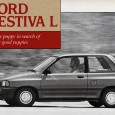 Another road test is up from R&T's 1987 July issue of this small ford.